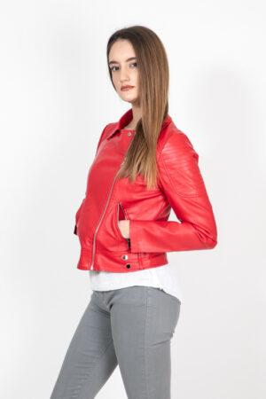 Jacket Δερματίνης